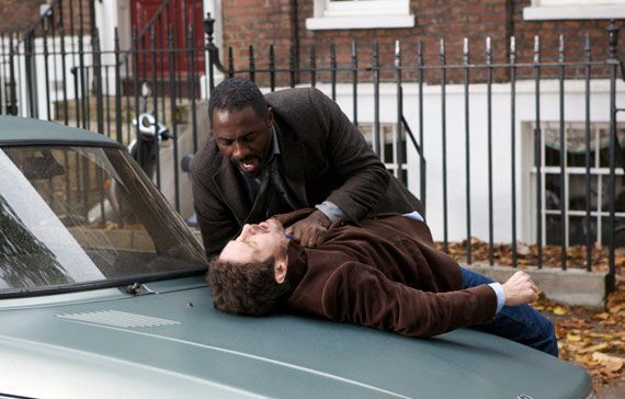 bbc luther