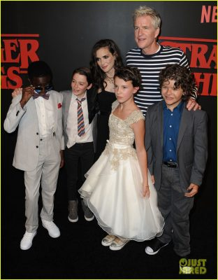 Stranger Things Premiere