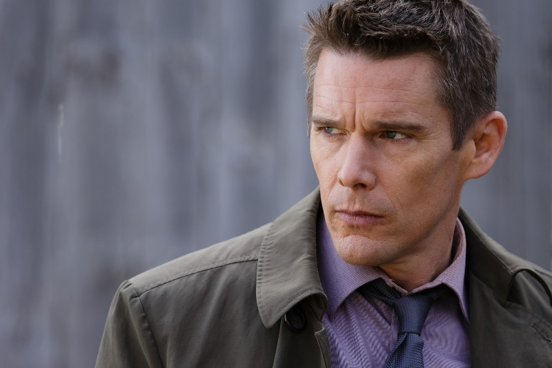 Ethan Hawke Regression